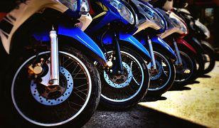 Polacy coraz rzadziej kupują motorowery i motocykle 125 cm3