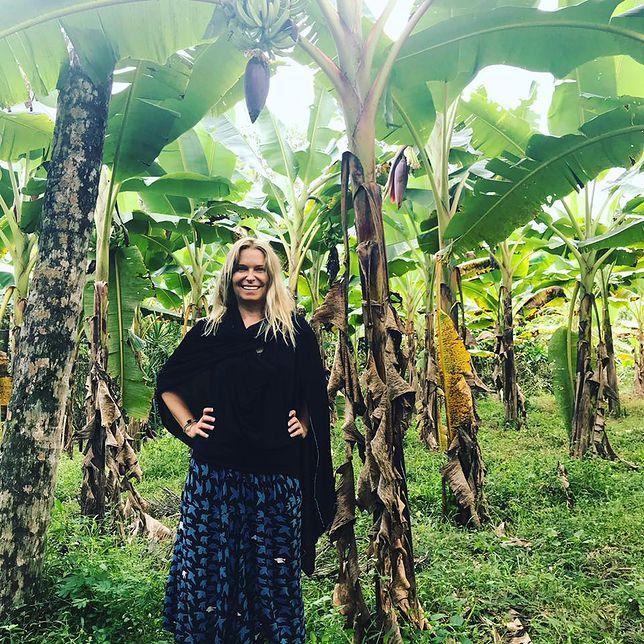 Paulina Młynarska spędzi w tym roku święta w dżungli.