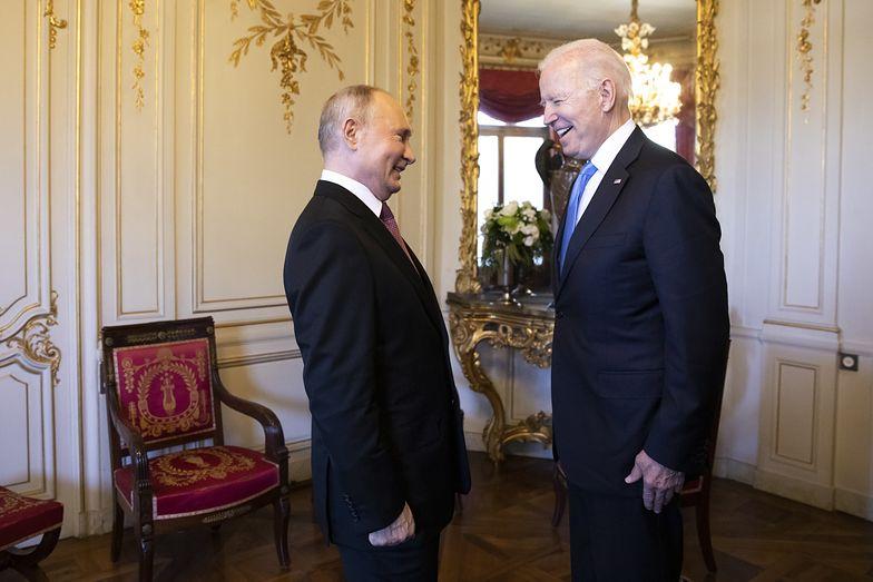 """Izrael analizuje szczyt Biden-Putin. Wskazano """"wygranego"""""""
