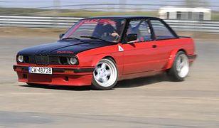 BMW E30: W drodze do sukcesu