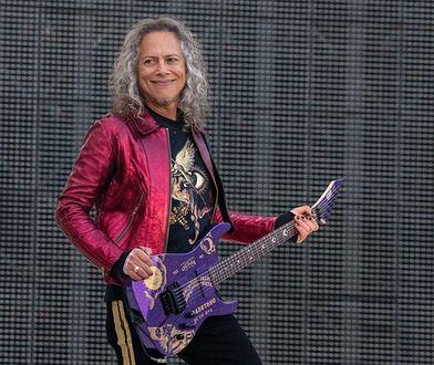 """Kirk Hammett (Metallica): """"Wehikuł czasu"""" Dżemu brzmi jak..."""