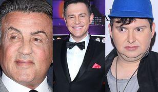 Mężczyźni w show-biznesie też zmieniają swoje twarze