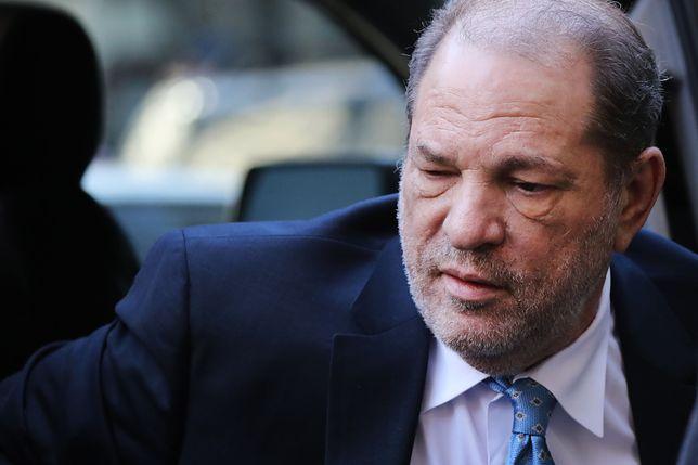 Harvey Weinstein został skazany za gwałt i napaść seksualną.