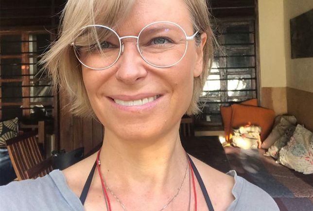 Paulina Młynarska jest dziennikarką, pisarką i feministką