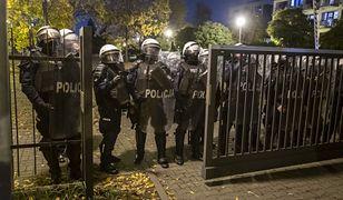 Policja na ulicach Poznania