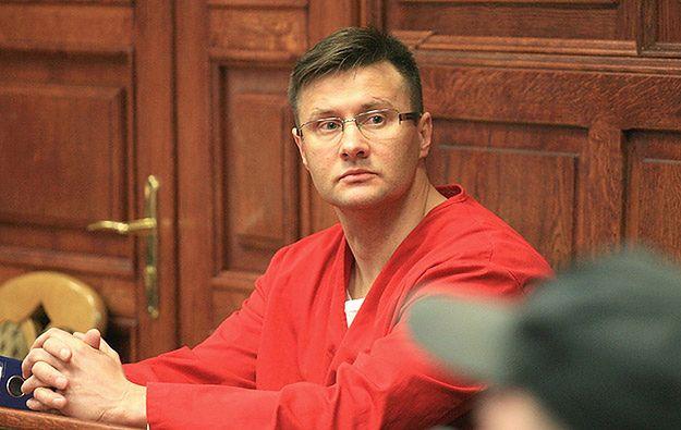 Ryszard Bogucki ma dostać 1,1 mln zł za niesłuszny areszt ws. zabójstwa Marka Papały