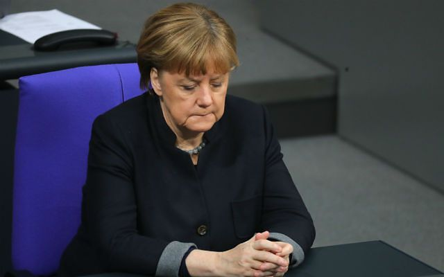 Merkel będzie szukać kompromisów z USA