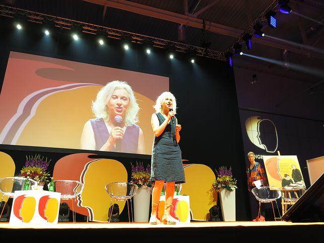 Pisarka od lat udziela się w Kongresie Kobiet
