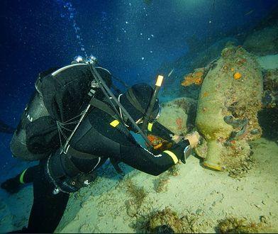 """Wraki pełne skarbów na dnie Morza Egejskiego. """"Jedno z najważniejszych odkryć stulecia"""""""