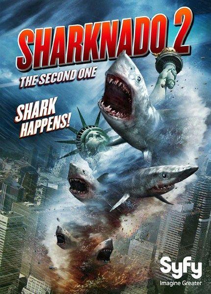 Sharknado 2: The Second One - zwiastun