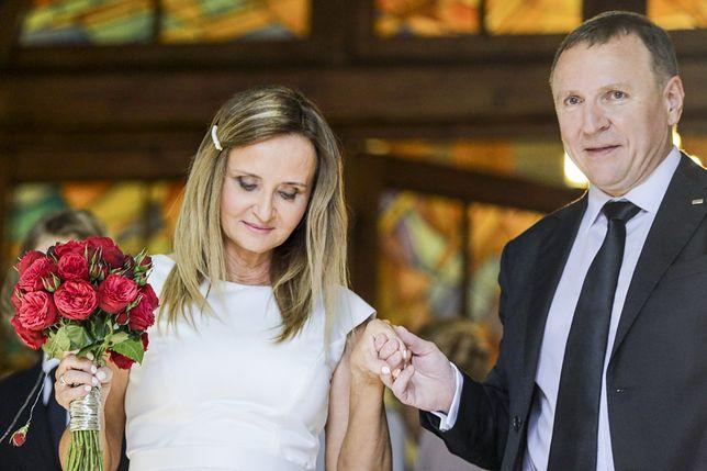 Joanna i Jacek Kurski zostali szczęśliwymi rodzicami