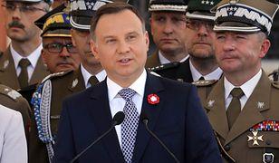Prezydent chce, aby referendum konstytucyjne odbyło się 10 i 11 listopada