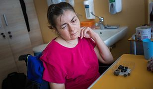 Oksana zmarła z powodu powikłań po udarze