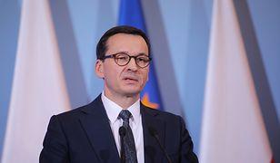 Premier Mateusz Morawiecki zapewniał, że reforma sądownictwa będzie kontynuowana