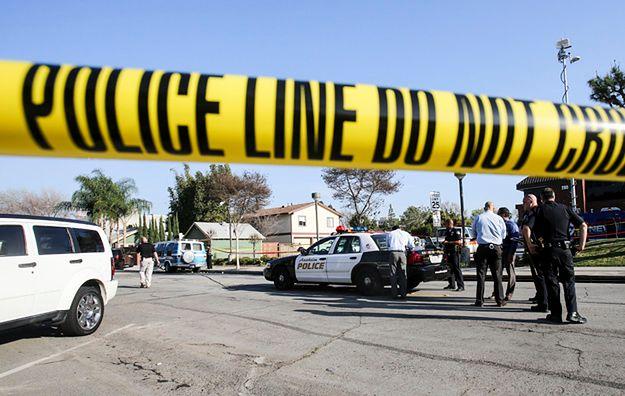 USA: postrzelono 8 osób, przestępcy uciekli z miejsca ataku