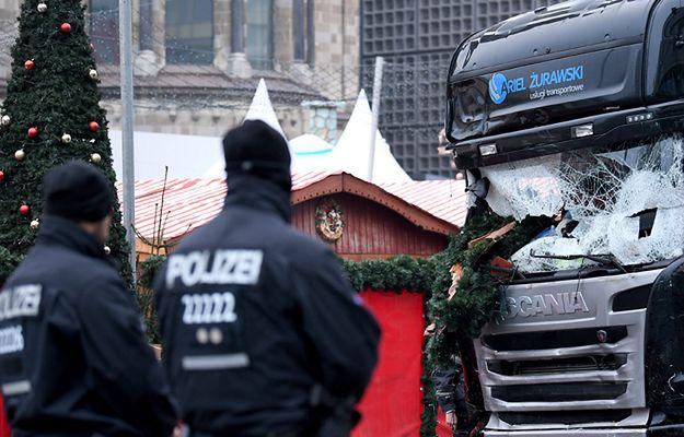 Niemcy: pościg za podejrzanym o zamach w Berlinie. Sprawdzane mieszkania