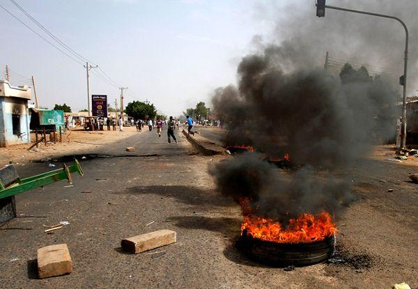 Protesty w Chartumie wybuchły po wycofaniu subsydiów na paliwo