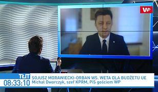 """PiS i weto w UE. Mateusz Morawiecki """"miękiszonem""""? Szef kancelarii premiera wyjaśnia"""