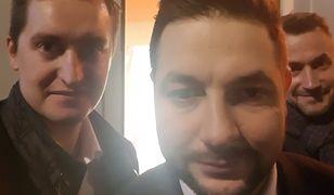 Patryk Jaki (na zdjęciu) i Rafał Trzaskowski walczą o wygraną w Warszawie do ostatnich chwil.
