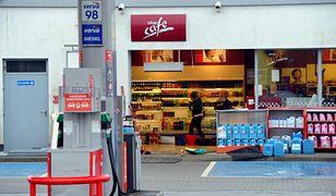 Rymań. 37-latka wjechała w stacje benzynową. Nowe informacje