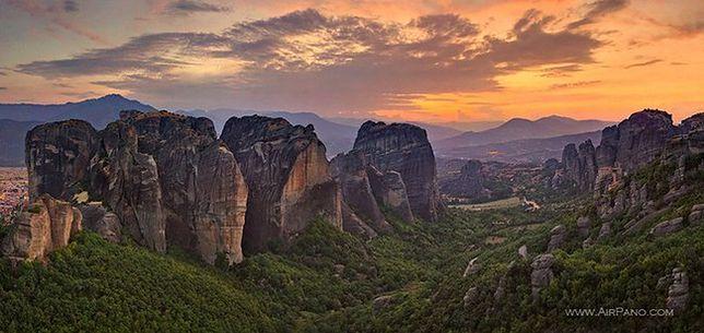Wczasy w Grecji - Meteory