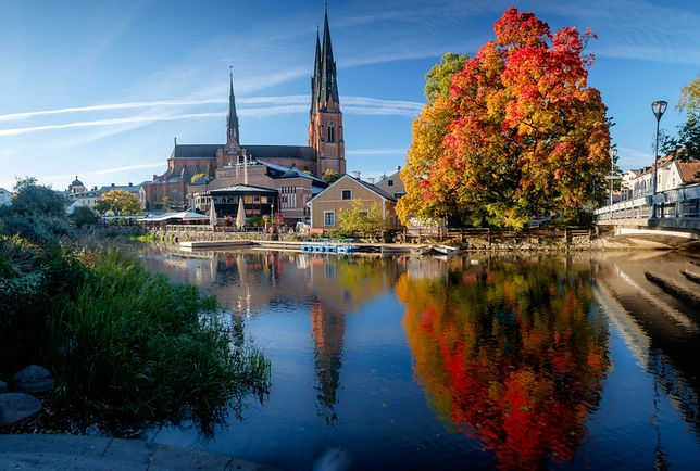 Uppsala, Szwecja