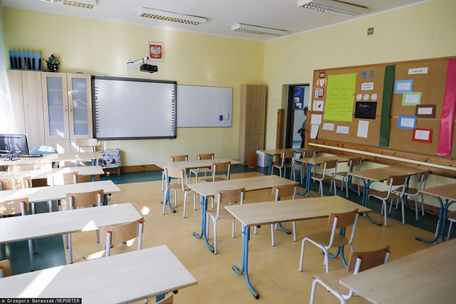 Szkoły zamknięte, nauczanie odbywa się zdalnie