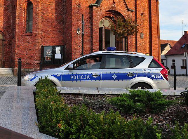 Okradzione plebanie na Podlasiu. Policja ma podejrzanego
