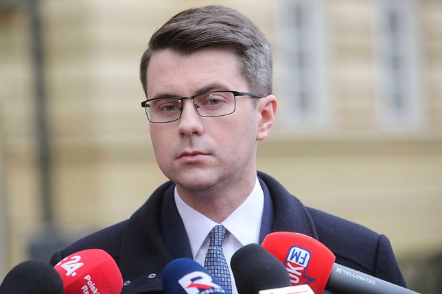 Piotr Müller: mechanizm dyscyplinowania sędziów powinien być bardziej skuteczny