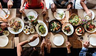 Komunia w domu – menu