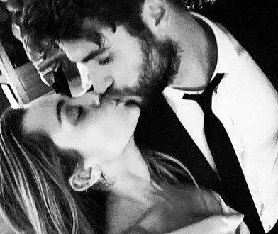 Piękne zdjęcia ze ślubu Miley Cyrus i Liama Hemswortha. To była romantyczna uroczystość