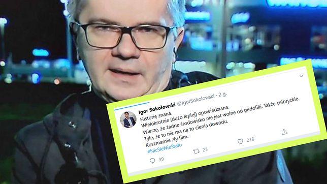 """""""Nic się nie stało"""". Dziennikarze miażdżą dokument Sylwestra Latkowskiego. """"Koszmarnie zły film"""""""