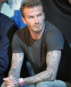 ''The Secret Service'': David Beckham czarnym charakterem