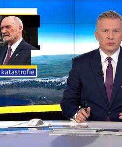 """""""Fakty"""" miażdżą podkomisję Macierewicza. Pokazano fragmenty filmu z TVP"""