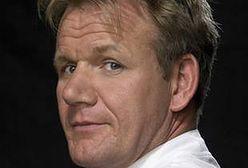 Beckhamowie w restauracji Ramsaya