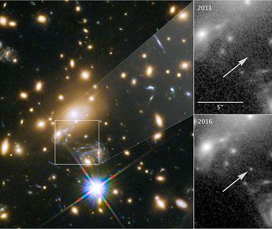 Gwiazdę nazwano na cześć mitologicznego Ikara