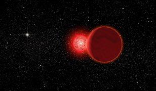Takie zjawisko zwane jest gwiazdą międzygalaktyczną