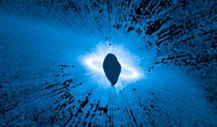 Obraz przesłany przez Kosmiczny Teleskop Hubble'a wygląda imponująco