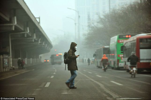 Spośród 50 najbardziej zanieczyszczonych miast w Europie aż 33 znajduje się w Polsce