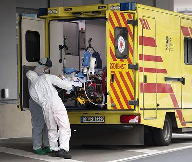 Koronawirus. Niemcy chcą przyjąć chorych z Rosji