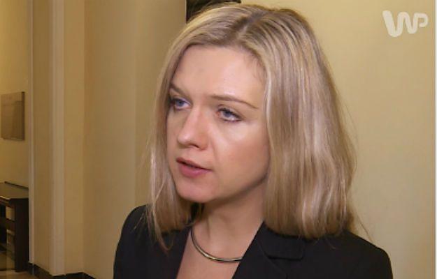"""Małgorzata Wassermann odpowiada na atak Tomasza Arabskiego. """"Nie jadłam w Smoleńsku obiadu"""""""