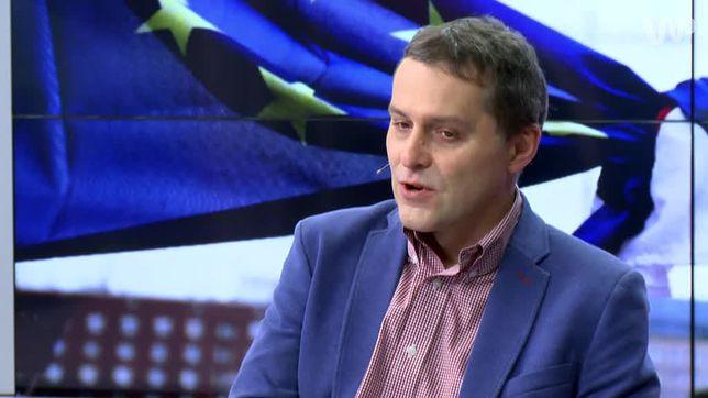 Cezary Gmyz dostał naganę od dyrektora Telewizyjnej Agencji Informacyjnej za wulgarną wypowiedź o prof. Małgorzacie Gersdorf.
