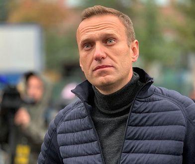 Aleksiej Nawalny w złym stanie zdrowia. Merkel i Macron rozmawiali z Putinem