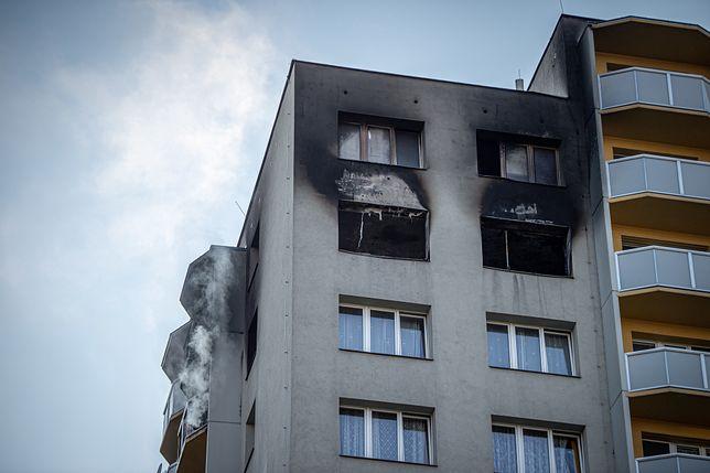 Czechy. Tragiczny pożar w Bohuminie. Nie żyje 11 osób