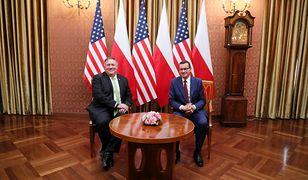 15 sierpnia. Sekretarz Stanu Mike Pompeo w Polsce. Plan wizyty