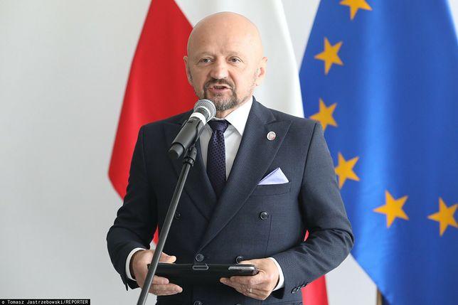 Jacek Bury dołącza do partii Polska 2050 Szymon Hołowni