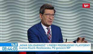 Rafał Trzaskowski odcina się od Donalda Tuska. Joanna Kluzik-Rostkowska: nie podoba mi się to