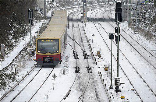 Polacy chcą odszkodowania od niemieckich kolei