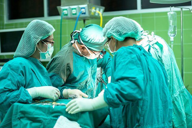 Lekarze z Zabrza i Rudy Śląskiej przeprowadzili niecodzienną operację.
