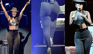 Alicia Keys lubi swoją krągłą pupę!